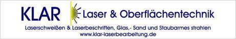 Klar Laser & Oberflächentechnik Keltern Logo